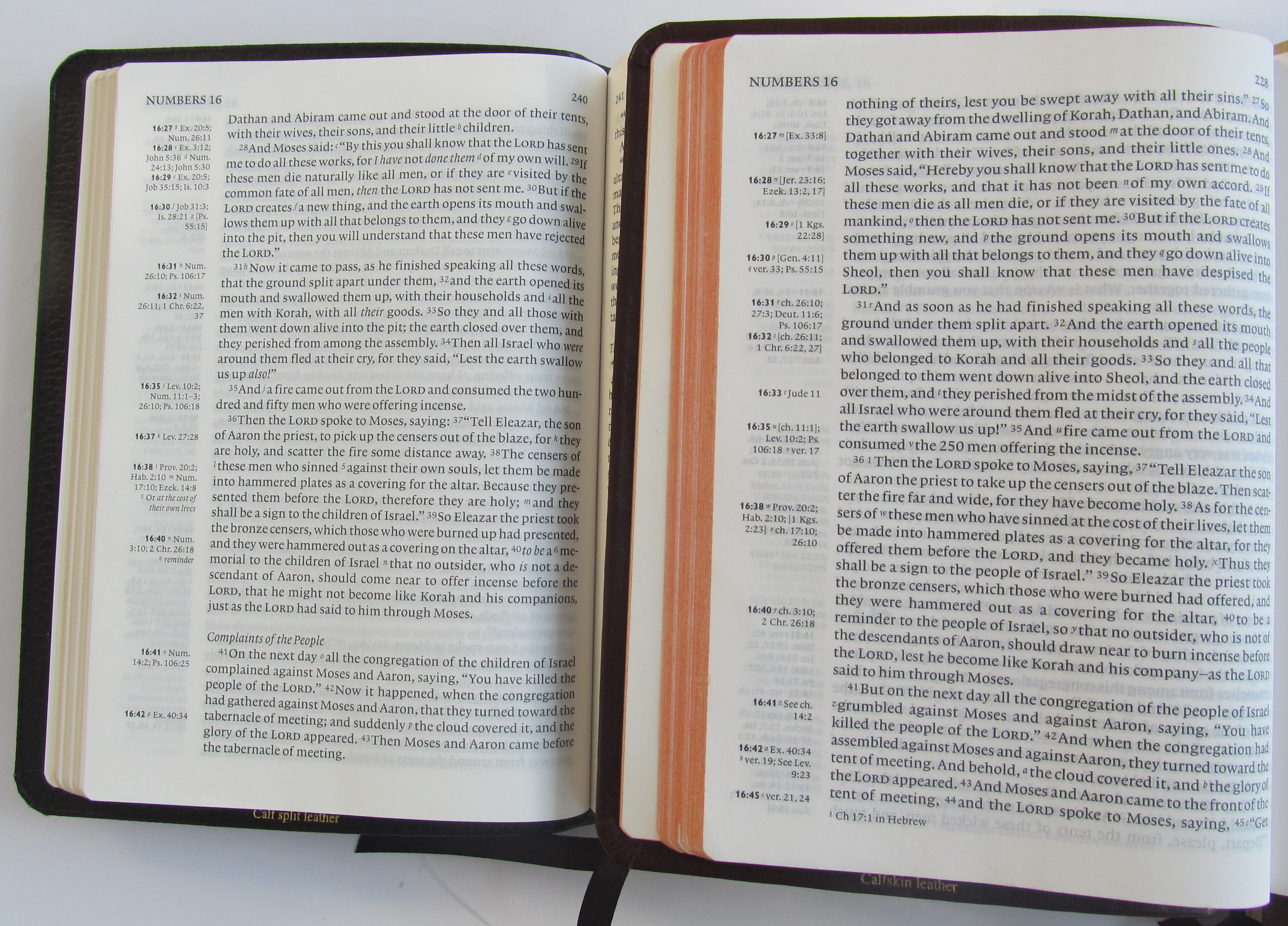 back in black the nkjv cambridge clarion reference bible in